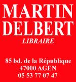 Librairie Martin-Delbert
